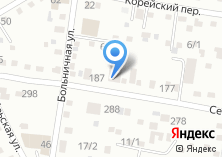 Компания «Твой мастер» на карте