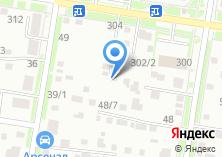 Компания «Высотник» на карте
