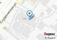 Компания «Стера» на карте