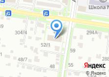 Компания «BERRY» на карте