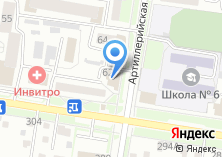 Компания «Царапыч» на карте