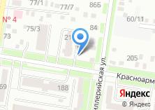 Компания «Клининг Групп» на карте
