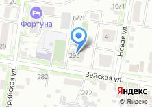 Компания «LITEM» на карте