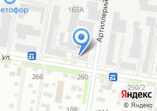 Компания «ДельтаДВ» на карте