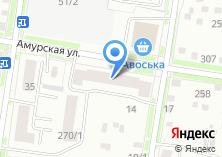Компания «Заправка на Амурской» на карте