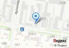 Компания «АВИАЛОГИСТИК» на карте