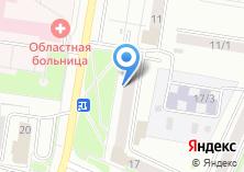 Компания «Твоя аптека.рф» на карте