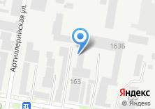 Компания «Аллигатор» на карте