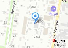 Компания «REM AUTO» на карте