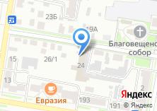 Компания «Сауна у Олега» на карте