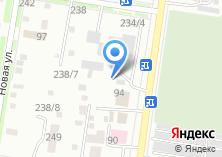Компания «Автобакс» на карте