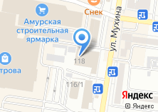 Компания «Корпус-мебель» на карте