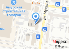 Компания «Юкор-мебель» на карте