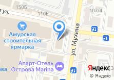 Компания «СтройМикс» на карте