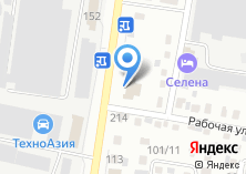 Компания «Автореал УАЗ» на карте