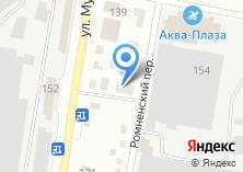 Компания «М-плюс» на карте