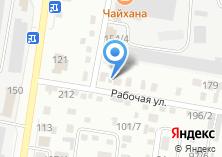 Компания «Kicker» на карте