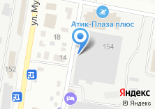 Компания «Сауна на Заводской» на карте