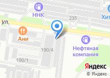 Компания «Автодром» на карте