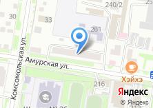 Компания «И.п. минасян геворк саркисович» на карте