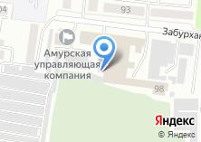 Компания «МЕГАТЭК» на карте