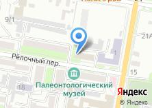 Компания «РИАЛ» на карте