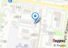 Компания «AmurEstate» на карте