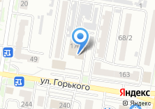 Компания «Maxbody.su» на карте