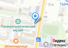 Компания «АмурМед» на карте