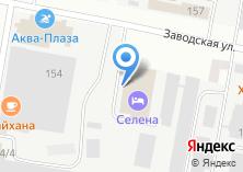 Компания «Амурская компания АСВ» на карте