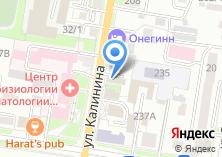 Компания «Синяя птица» на карте