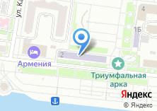 Компания «Институт геологии и природопользования ДВО РАН» на карте