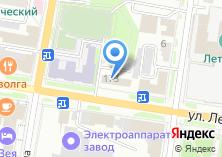 Компания «Строймода» на карте