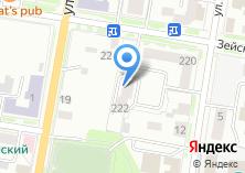 Компания «Я Риэлтор» на карте