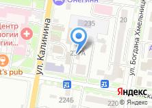 Компания «Либхерр-Русланд» на карте