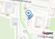 Компания «Магазин искусственных цветов №1» на карте