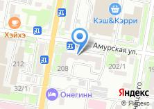 Компания «А-СТОМ» на карте