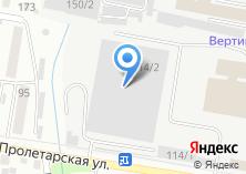 Компания «ТехКонтроль» на карте