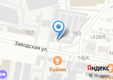 Компания «Molotoff.ru» на карте