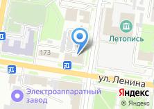 Компания «Триумфальный» на карте