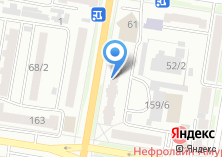 Компания «Кэш & Кэрри» на карте