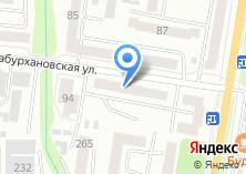 Компания «Новые технологии» на карте