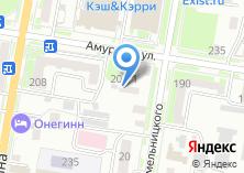Компания «Полёт» на карте