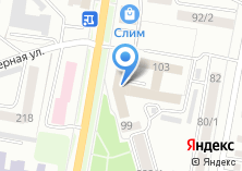 Компания «АмурСибТранс» на карте