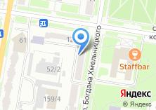Компания «Нотариусы Пикалова Т.А» на карте