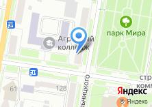 Компания «Общежитие Амурский аграрный колледж» на карте