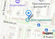 Компания «Бизнес IT Решения» на карте