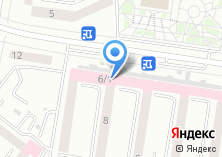 Компания «АВИА Ж/Д КАССА» на карте