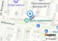 Компания «Мастерская образа Ирины Фомченковой» на карте