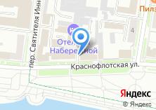 Компания «Благпроект» на карте